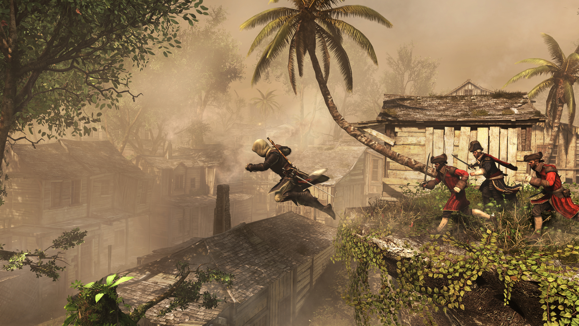 Nvidia Reveals 4k Screenshots Of Assassin S Creed 4 Black Flag