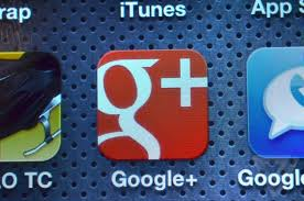 google+ for ios