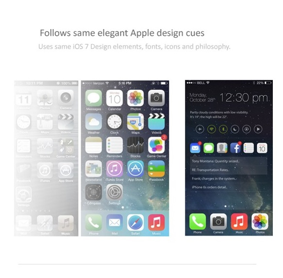 ios 8 images