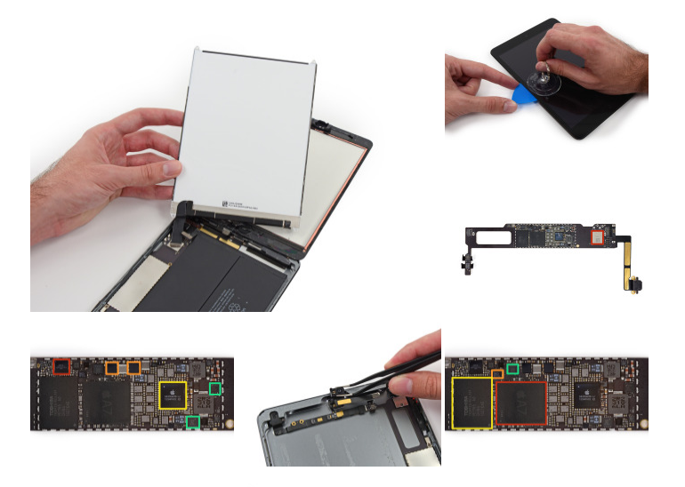 ipad mini teardown