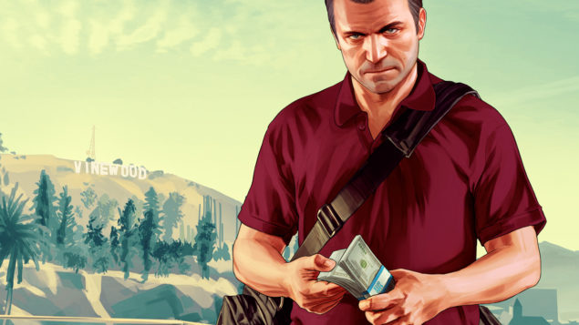 gta v poster for pc