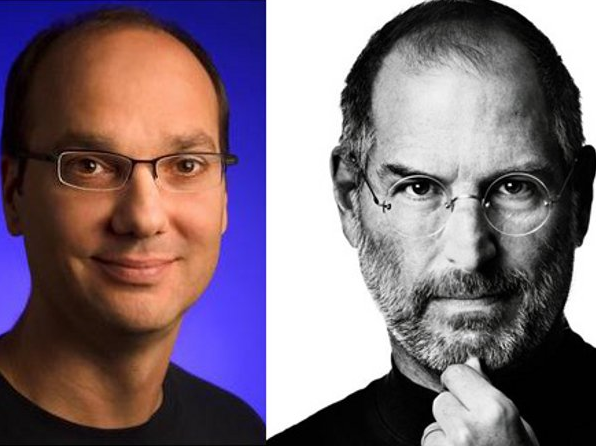 New Findings about Steve Jobs' Android Hatred