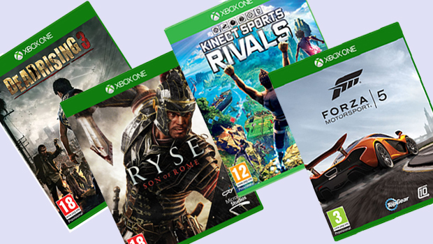 X Box 1 Games : Best xbox one games so far