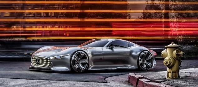 Mercedes Benz AMG Vision Gran Turismo