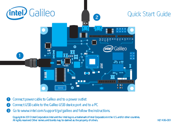 intel galileo with quark soc x1000