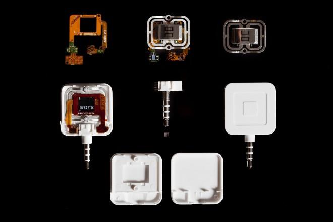 redesigned square reader