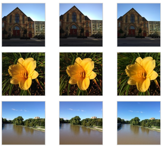 iphone 5s camera comparison