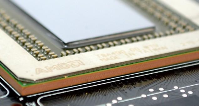 AMD Hawaii GPU die