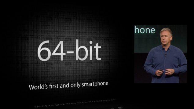 Apple A7 64 bit