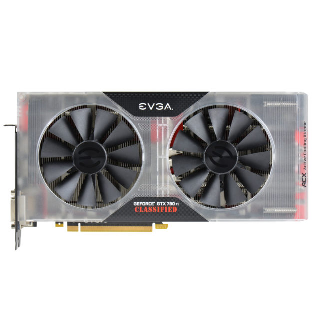 EVGA GeForce GTX 780 Ti Classified KingPin ACX