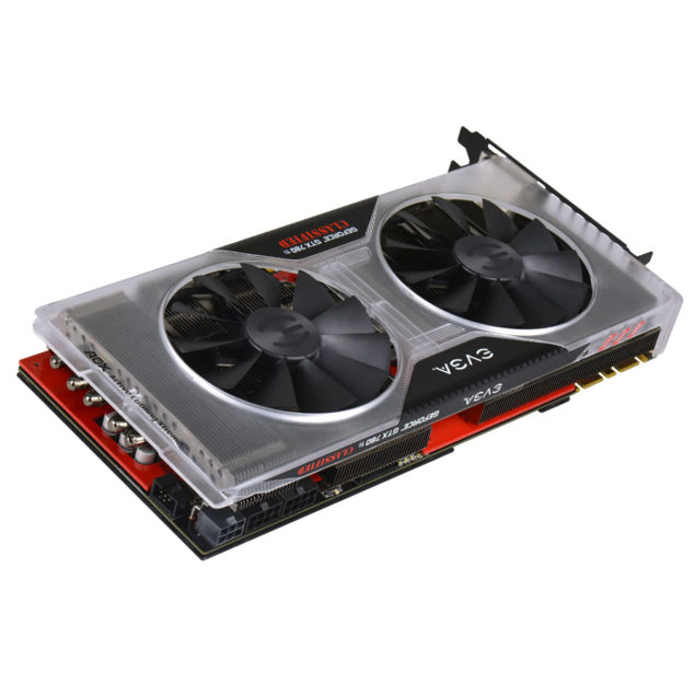 EVGA GeForce GTX 780 Ti Classified KingPin Hot