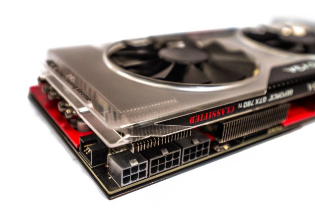EVGA GeForce GTX 780 Ti Classified Kingpin