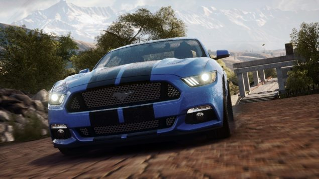 Ford Mustang 2015 Need for Speed Rivals
