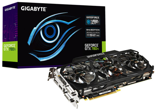Gigabyte GeForce GTX 780 Ti GHz