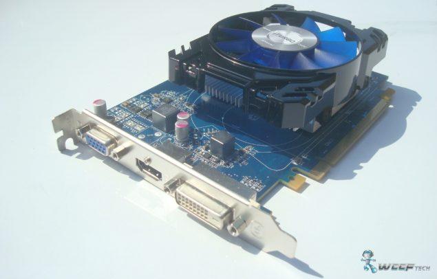 HIS Radeon R7 240 iTurbo (Custom)