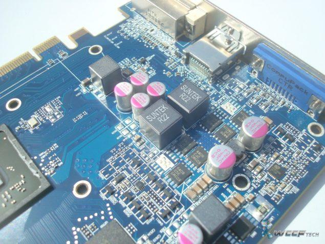 HIS Radeon R7 250 PCB (Custom)