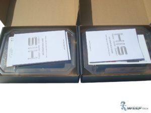 HIS Radeon R7 250 R7 240 Box Accessory (Custom)