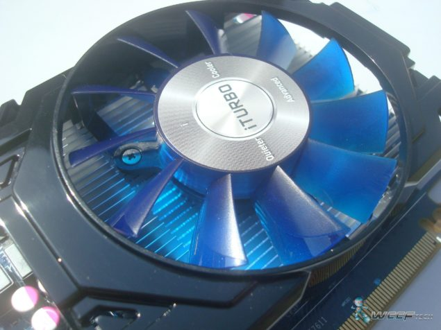 HIS Radeon R7 250 iTurbo Cooler (Custom)