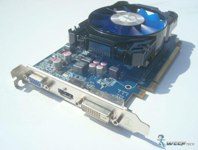HIS Radeon R7 250 iTurbo (Custom)