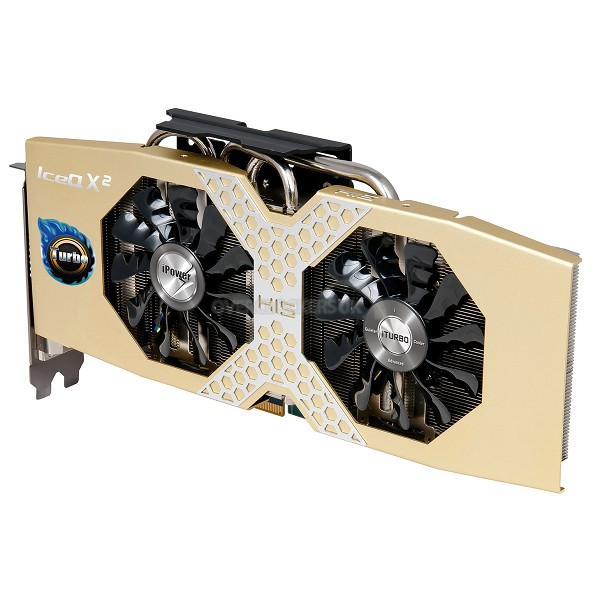 HIS Radeon R9 290X IceQ X2 Turbo GPU