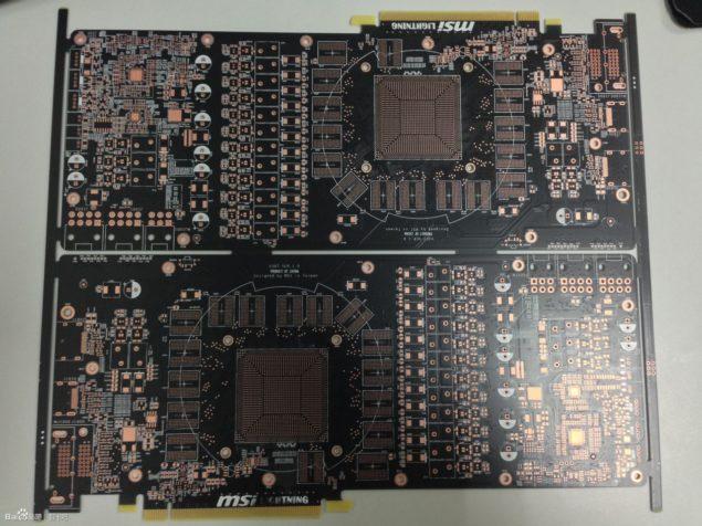 MSI Radeon R9 290X Lightning 1