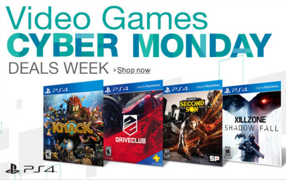 PS4-Amazon-Cyber-Monday