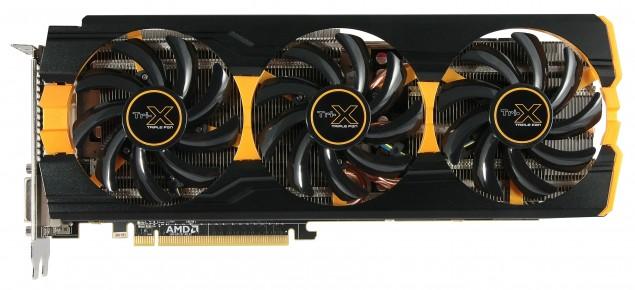 Sapphire Radeon R9 290X Tri-X GPU