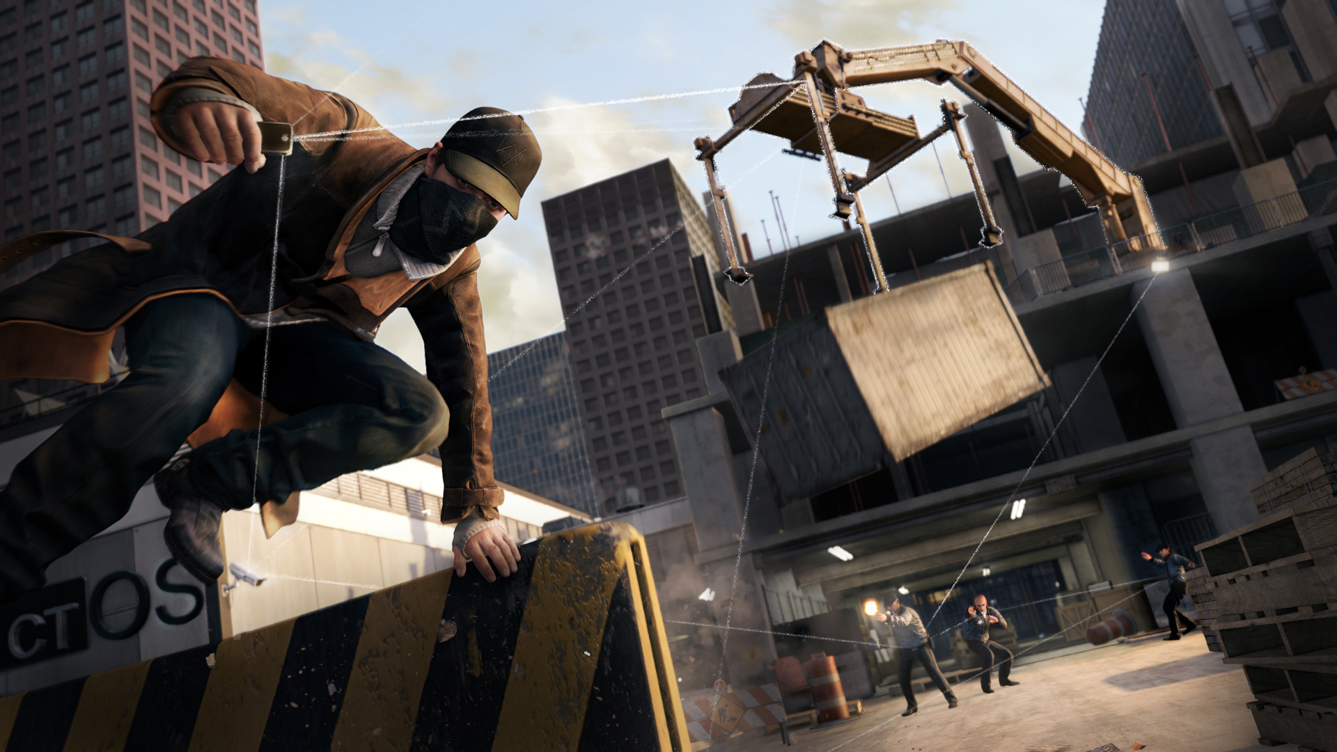 Three New Watch Dogs Screenshots From Xbox One version Of The Game