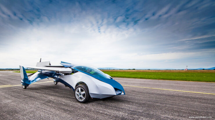 aeromobil picture gallery