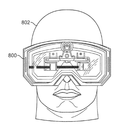 apple 3d goggles