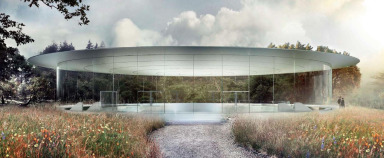 apple campuses