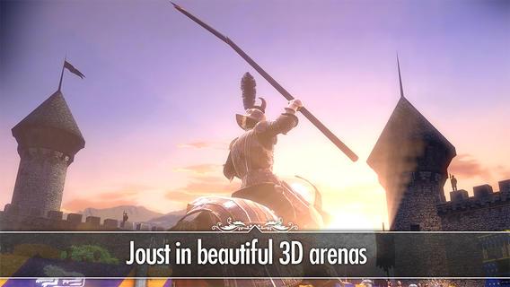 joust legend free app