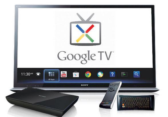 Google Nexus TV launch