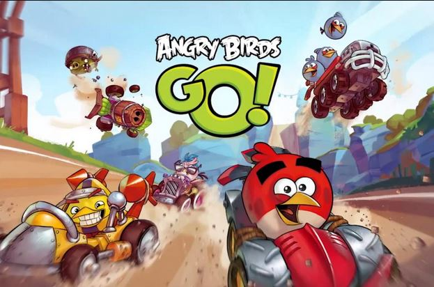 angry birds go for ios android
