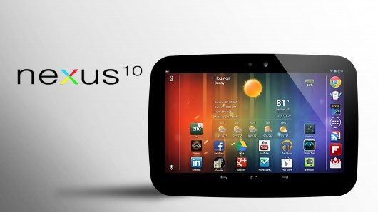 nexus 10 launch