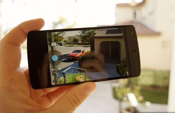 iphone 5s vs nexus 5