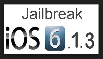 Jailbreak iOS 6.1.3 / 6.1.4 / 6.1.5