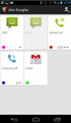 nexus 5 led notification