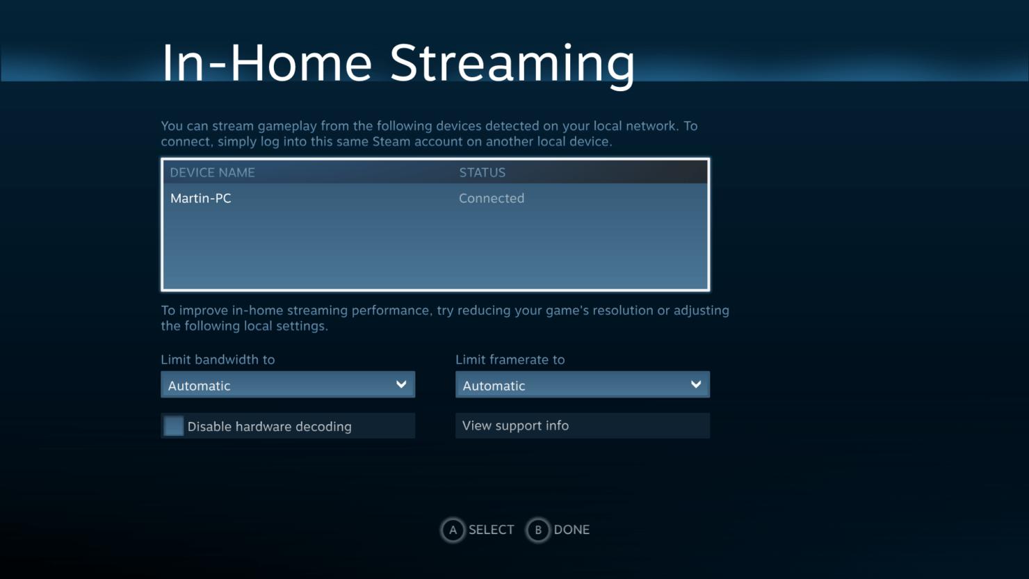 streaming_settings