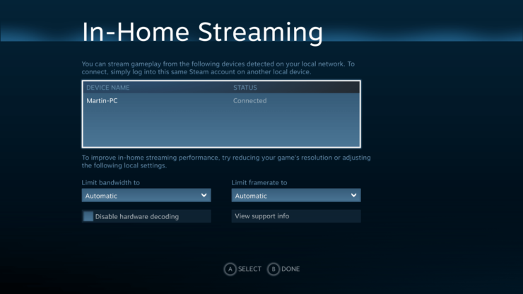 streaming_settings
