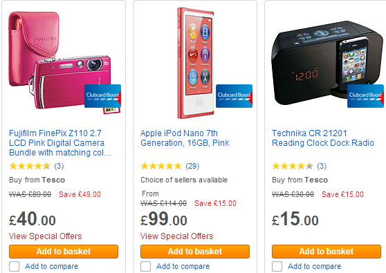 tesco cyber monday uk