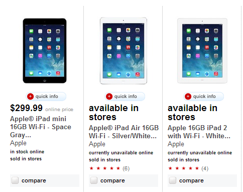 cyber monday ipad deals from apple