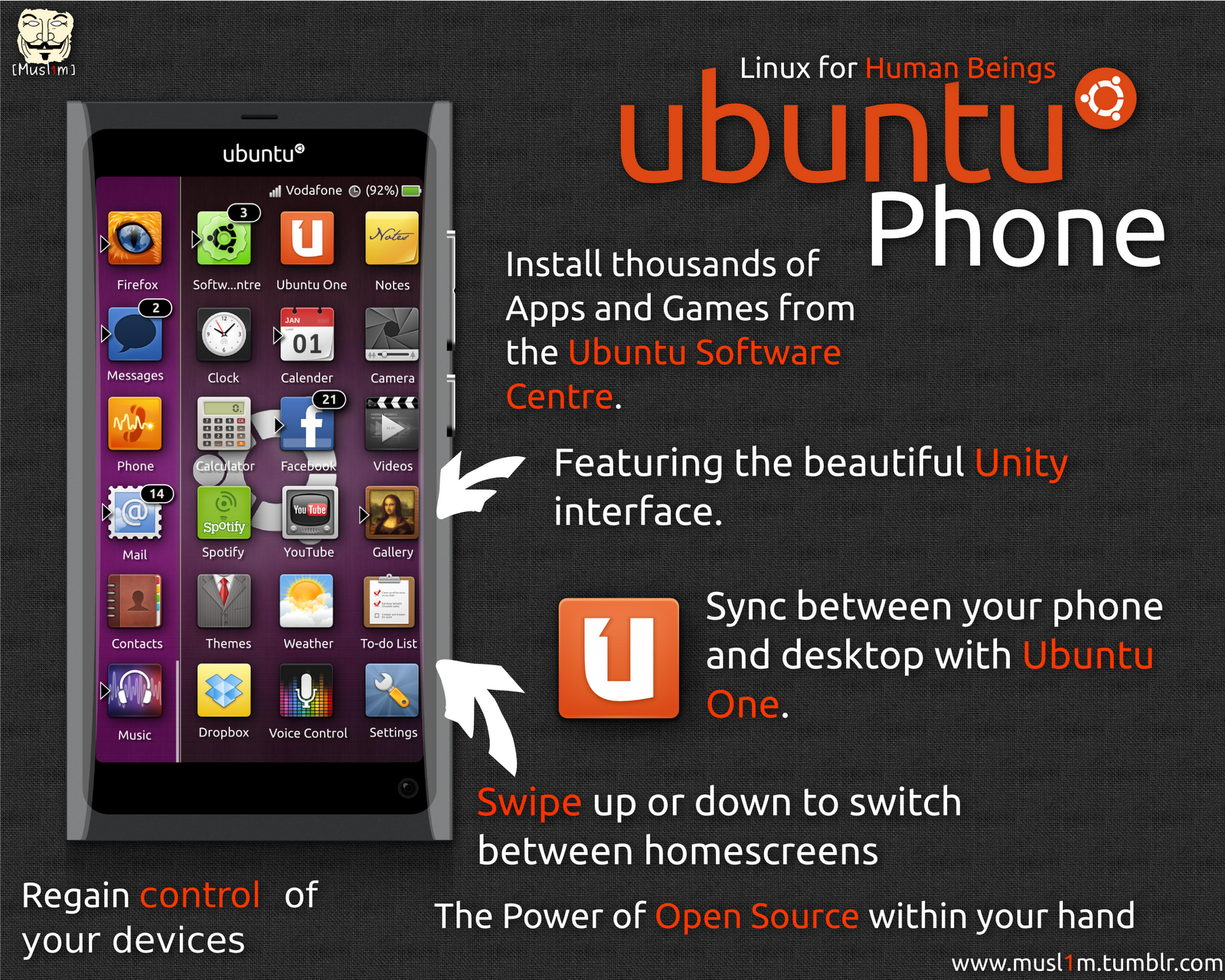 ubuntu touch mobile os