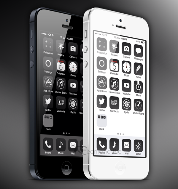 ios 7 winterboard themes