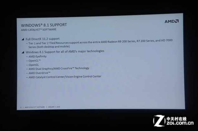 AMD 14.1 Windows 8.1 Support