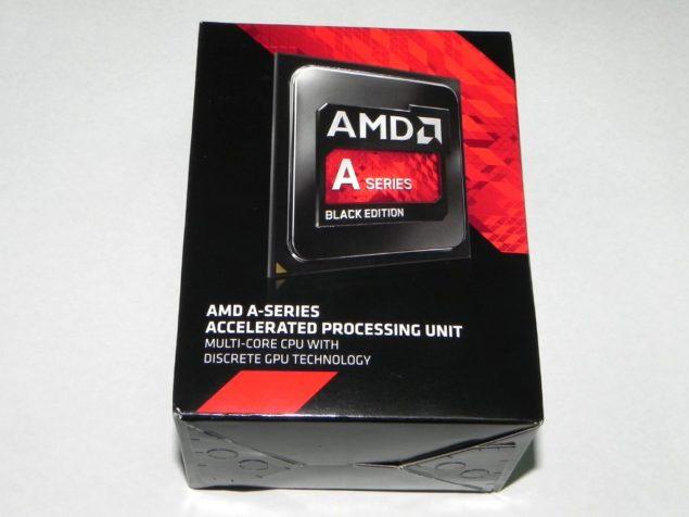 AMD A10-7850K Box