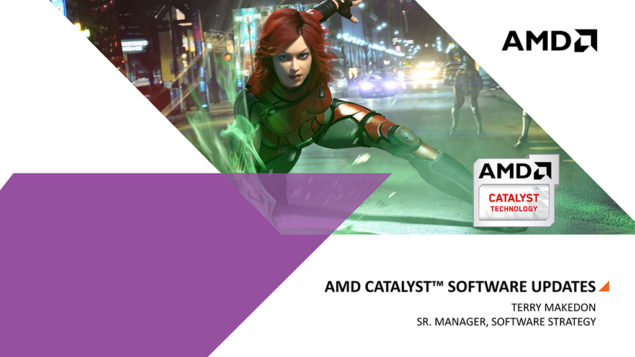 AMD Catalyst 13.35 Software