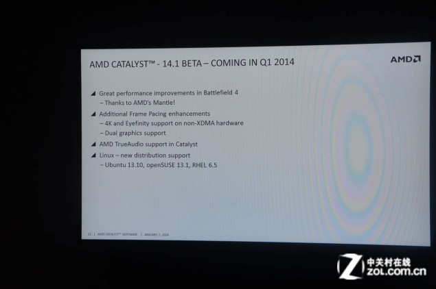 AMD Catalyst 14.1 BETA