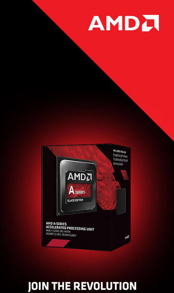 AMD Kaveri A-Series APU
