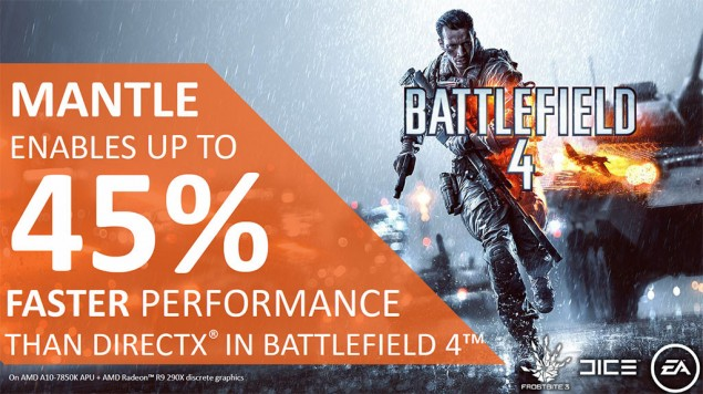 AMD Mantle Battlefield 4